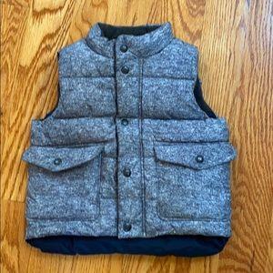 Gap toddler puffer vest
